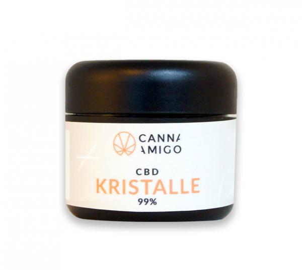 CBD Kristalle 99,4%