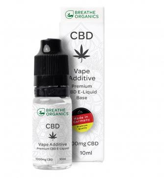 Breathe Organics - Premium Vape Additive 1000