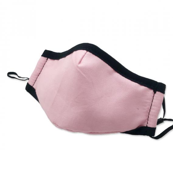 """Mund- und Nasenmaske """"Smart Plus"""" für Kinder - rosa"""