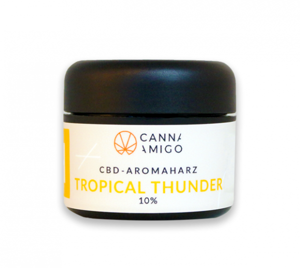 "CBD Aromaharz ""Tropical Thunder"" 2g"