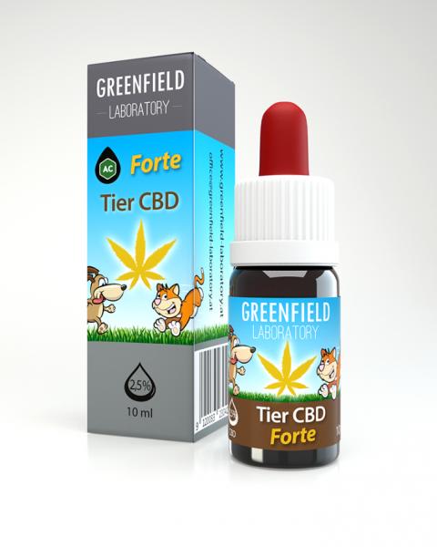 Tier-CBD Forte 2,5%